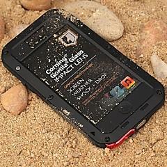 elivebuy металл лучший защитный и специальный дизайн кейс / чехол для iphone 4 / 4s