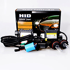 12V 55W 9007 Hid Xenon High / Low Conversion Kit 10000K