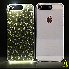 Na Etui iPhone 6 Etui iPhone 6 Plus Etui Pokrowce LED Wzór Etui na tył Kılıf Geometryczny wzór Miękkie PC naiPhone 6s Plus iPhone 6 Plus