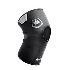 Forstærket knæstøtte Sport Support Beskyttende Boksning / Racer / Baseball / Vintersport / badminton Sort Fade