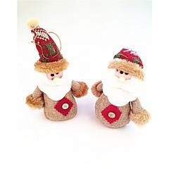 abordables Regalos-Santa Claus pequeño estilo de la muñeca que restaura maneras antiguas
