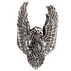 preiswerte Ringe-Damen Statement-Ring - Modisch 8 Silber Für Alltag / Normal