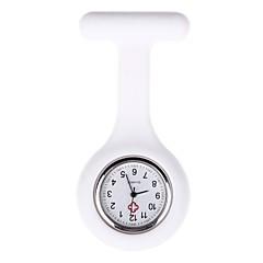 preiswerte Damenuhren-Damen Taschenuhr Quartz Schwarz / Weiß / Blau Armbanduhren für den Alltag Analog damas Süßigkeit - Rot Rosa Hellblau Ein Jahr Batterielebensdauer