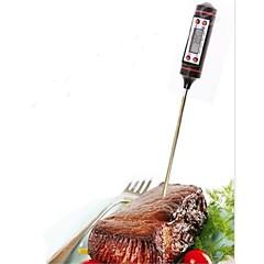 economico I più venduti-Termometro elettronico in acciaio inox per strumenti di misurazione 1 pz per zuppa alimentare