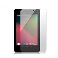 hoge duidelijke screen protector voor asus memo pad me172 me172v 7 inch tablet beschermfolie