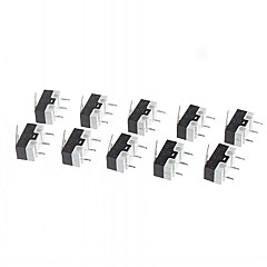 전자 DIY 125V / 1A을위한 마이크로 스위치 (10 개 팩)