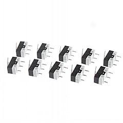 mikrokytkin elektroniikan DIY 125V / 1a (10 kpl pakkaus)