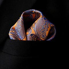 Недорогие Женские украшения-Муж. Для вечеринки Классический Галстук - Классический Искусственный шёлк, Контрастных цветов Огурцы