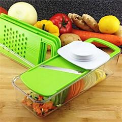 1 stuks Snijplank For voor Fruit / voor Vegetable Kunststof Multifunctioneel / Creative Kitchen Gadget