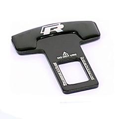お買い得  シートベルト用バックル-ユニバーサル金属車の安全シートベルトバックル