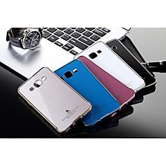 Για Samsung Galaxy Θήκη Επιμεταλλωμένη tok Πίσω Κάλυμμα tok Μονόχρωμη Ακρυλικό Samsung A3