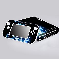 お買い得  Wii U用バッグ&ケース-B-SKIN バッグ、ケースとスキン 用途 WiiのU 、 アイデアジュェリー バッグ、ケースとスキン PVC 単位