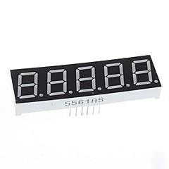 お買い得  ディスプレー-(Arduinoのための)互換性のある5桁のディスプレイモジュール -  0.56インチ