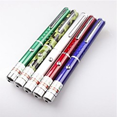 Miedź - Green Laser Pointer - Pen Shaped
