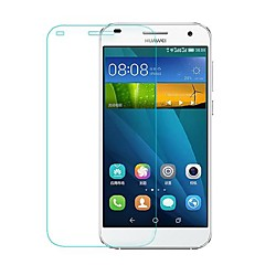 baratos -Protetor de Tela - High Definition (HD)/Resistente ao Choque/Resistente a Riscos/Anti Impressão Digital - para Huawei Ascend G7