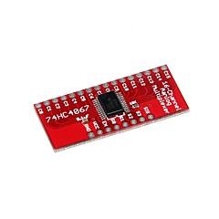 geeetech cd74hc4067 analóg digitális mux leválasztó kártya 16 csatornás