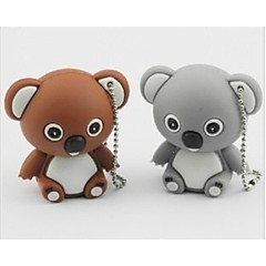 2.0 memoria sufficiente modello carino koala usb pen drive Flash bastone 1gb