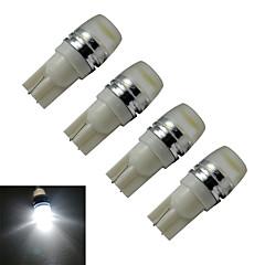 preiswerte LED-Birnen-0.5W 40-80 lm T10 Lichtdekoration 1 Leds Hochleistungs - LED Kühles Weiß DC 12V