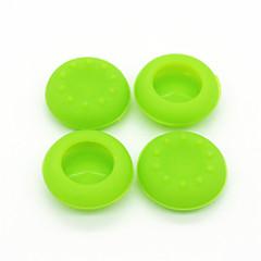 billige Xbox One tilbehørsæt-4 stk udskiftning silikone analog controller joystick thumb stick greb cap cover til PS3 / PS4 / Xbox 360 / Xbox One