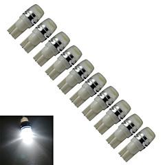 お買い得  LED 電球-0.5W 200-250 lm T10 デコレーションライト 1 LEDの ハイパワーLED クールホワイト DC 12V