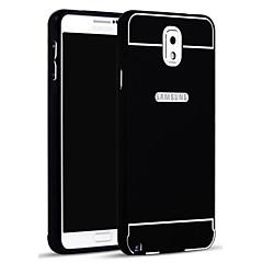 Mert Samsung Galaxy Note Other Case Hátlap Case Egyszínű Akril Samsung Note 3