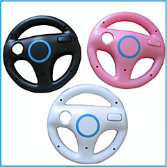 cheap Nintendo DS Accessories-DF-0083 Bluetooth Steering Wheels For Nintendo Wii Nintendo Wii U Wii U,Aluminum PVC Steering Wheels Novelty Wireless