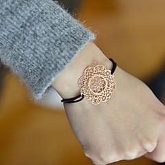 preiswerte Armbänder-Damen Strang-Armbänder - Armbänder Schmuck Silber / Rose / Golden Für Hochzeit Party Alltag Normal Sport