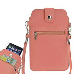 iphone samsung ve diğer akıllı telefonlar için evrensel büyük küçük türban mobil Messenger çanta