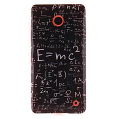 Για Θήκη Nokia IMD tok Πίσω Κάλυμμα tok Λέξη / Φράση Μαλακή TPU Nokia Nokia Lumia 630