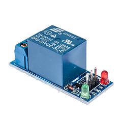 1 canal triger módulo de tarjeta de expansión de bajo nivel relé 5v para pic avr arduino