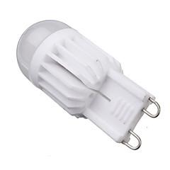 お買い得  LED 電球-YWXLIGHT® 540 lm G9 LEDコーン型電球 T 2 LEDの COB 調光可能 温白色 クールホワイト AC 220-240V AC 110〜130V