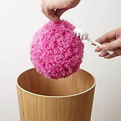mocoro robot mikroszálas felmosó labdát mini automata porszívó aranyos tekercs labda