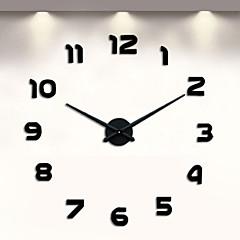 tanie zegary-Modern / Contemporary Metal Nowość Domowy,AA