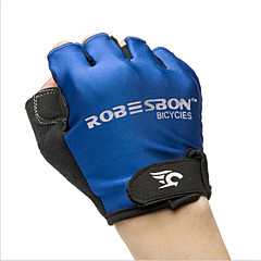 West biking Sports Gloves Bike Gloves / Cycling Gloves Quick Dry Wearable Breathable Wearproof Wicking Anti-skidding Limits Bacteria High