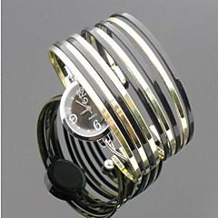お買い得  大特価腕時計-女性用 クォーツ ブレスレットウォッチ カジュアルウォッチ ホット販売 バンド ヴィンテージ ゴールド