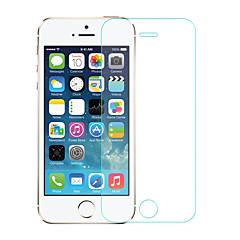Недорогие Защитные пленки для iPhone SE/5s/5c/5-Защитная плёнка для экрана для Apple iPhone 6s / iPhone 6 / iPhone SE / 5s Закаленное стекло 1 ед. Защитная пленка для экрана Взрывозащищенный