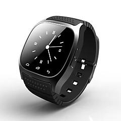 m26 poręczny inteligentny zegarek inteligentny telefon odpowiedź / call / muzyka / sms / czas / budzik sportu na świeżym powietrzu