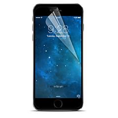 mare transparență LCD de cristal cu ecran protector clar profesionist cu pânză de curățare pentru iPhone 6 / 6S