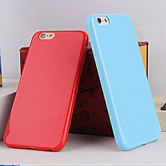 Solid Color TPU Candy Color Soft Cases for iPhone 5C iPhone Cases