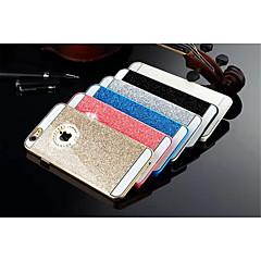 Недорогие Кейсы для iPhone 5-Кейс для Назначение iPhone 5 Apple Кейс для iPhone 5 Стразы Кейс на заднюю панель Сияние и блеск Твердый ПК для iPhone SE/5s iPhone 5