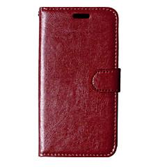 Na Etui Nokii Portfel / Etui na karty / Z podpórką Kılıf Futerał Kılıf Jeden kolor Twarde Skóra PU NokiaNokia Lumia 930 / Nokia Lumia 830