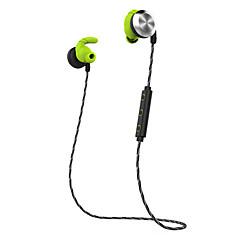 Χαμηλού Κόστους Ακουστικά (άγκιστρο αφτιού)-morul u2 ασύρματο Bluetooth στερεοφωνικά ακουστικά αδιάβροχο IPX7 HiFi NFC app-μαύρο