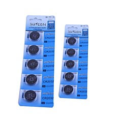 5Pcs CR2032 Button Cell for Cycling light