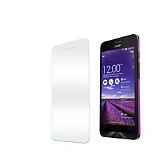 お買い得  その他のスクリーンプロテクター-スクリーンプロテクター Asus のために Asus Zenfone 5 強化ガラス 1枚 液晶保護シート ハイディフィニション(HD)