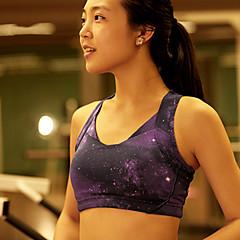 Γυναικεία Suport Puternic Αθλητικά Σουτιέν Αναπνέει Moale Elastic Anti Transpirație Αντικραδασμική Αθλητικά Σουτιέν Μπολύζες για Γιόγκα