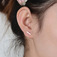 Women's Stud Earrings Simple Style Fashion Costume Jewelry Alloy Jewelry Jewelry For Daily Casual