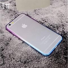 Недорогие Кейсы для iPhone 6 Plus-Кейс для Назначение Apple iPhone 8 iPhone 8 Plus iPhone 6 iPhone 6 Plus iPhone 7 Plus iPhone 7 Покрытие Прозрачный Кейс на заднюю панель