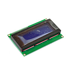IIC/I2C 2004 LCD Module Blue Screen Provides Library Files FOR The ARDUINO