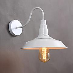 abordables Luces de Interior-COSMOSLIGHT Moderno / Contemporáneo Lámparas de pared Metal Luz de pared 220v