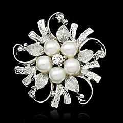 aliaj de frumos și imitație broșe perla